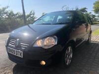 EXCELLENT CONDITION THROUGHOUT VOLKSWAGEN POLO MATCH 1.4TDI WITH HISTORY AND MOT JAN 19