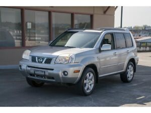 2006 Nissan X-Trail AWD LEATHER LOADED ONLY 193,000KM