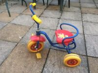 Child's Raleigh teddy tricycle - ideal Christmas present £8.00