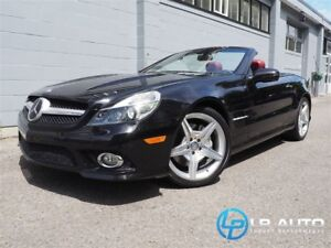 2011 Mercedes-Benz SL-Class SL550 Roadster! Loaded! Easy Approva