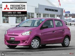 2015 Mitsubishi Mirage ES PLUS!! ONLY $45/WK TAX INC. $0 DOWN!