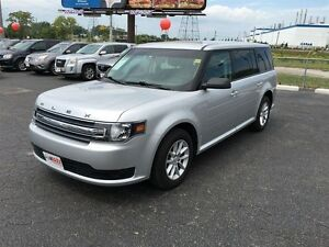 2013 FORD FLEX SE - REAR AIR & HEAT, REMOTE START, BACKUP SENSOR