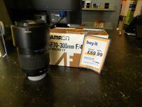 Tamron AF 70-30mm For Nikon