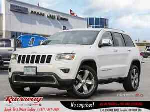2016 Jeep Grand Cherokee Limited   LTHR   REAR CAM   SUNROOF  