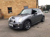 MINI COOPER S SUPERCHARGED PRICE REDUCED
