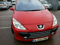 PEUGEOT 307 20 HDI 136 XSI 20TH REG SAT NAV ALLOYS LEATHER