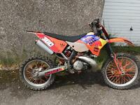 Ktm 300 road registered