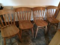 Traditional Farmhouse chairs