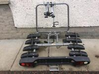Cycle carrier 4 bike. Witter ZX400.