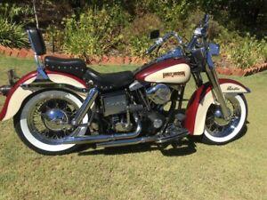 Harley Davidson 72 FLH Electra Glide