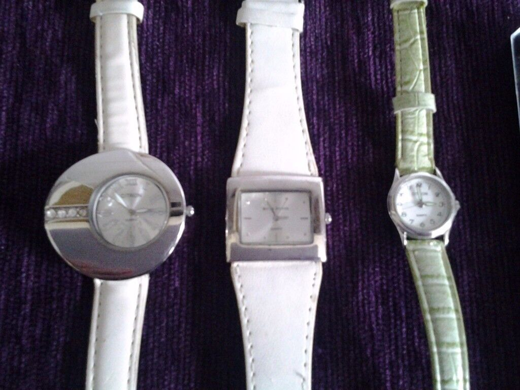 3 Watches - Proceeds To Local Charity
