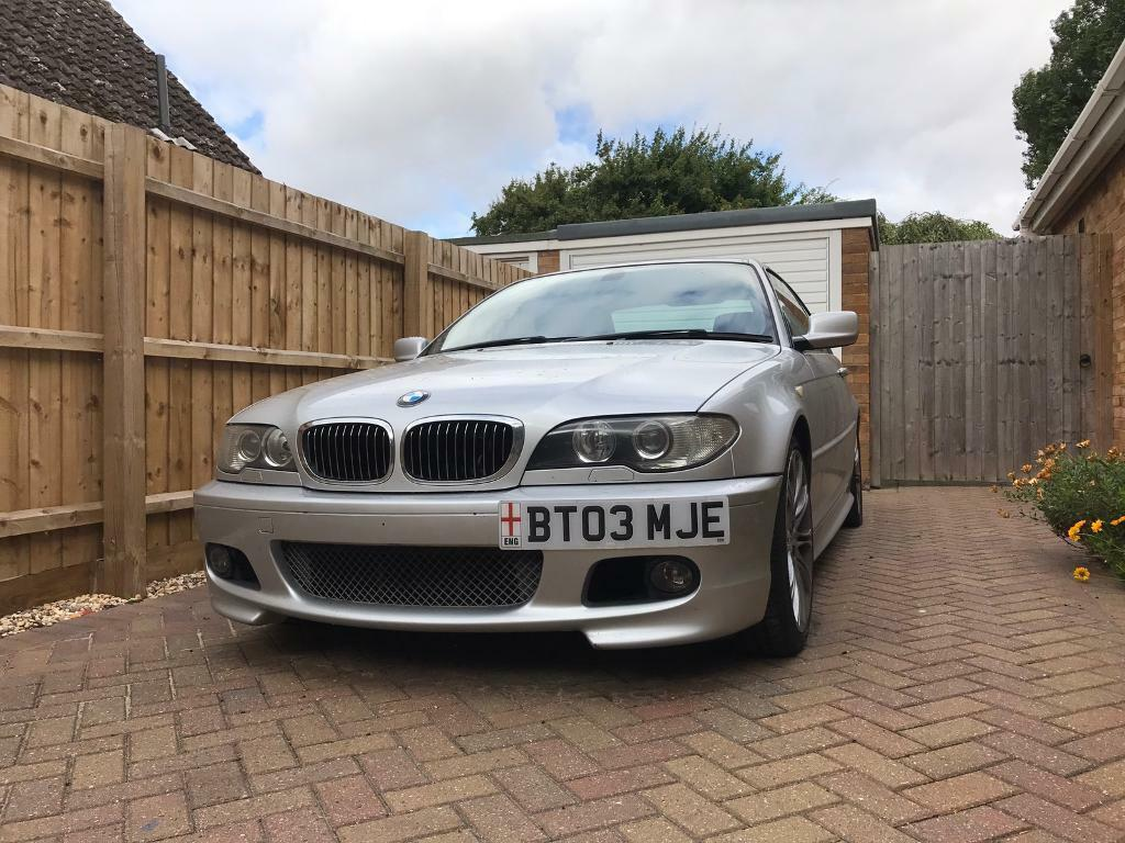 BMW e46 330ci M Sport, Very rare 6 speed manual!