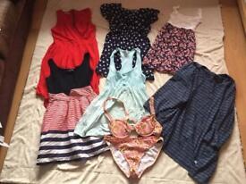 Clothes bundle size medium