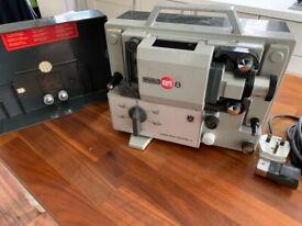 Eumig Mk8 Cine Projector.