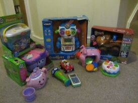 Toy bundle - Toddler to preschool - Great Value, over £150 new!!!