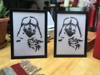Darth Vader prints For sale (2 available)