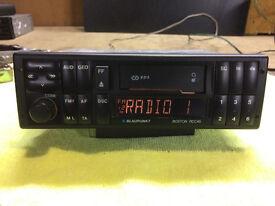 Vintage/Classic BLAUPUNKT BOSTON RCC 45 car stereo head unit