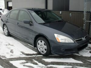 2007 Honda Berline Accord DX-G 5 vit ECONO SUPER FIABLE