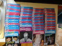 beatles magazines 60 issues 1967(1) + 1990 -2000
