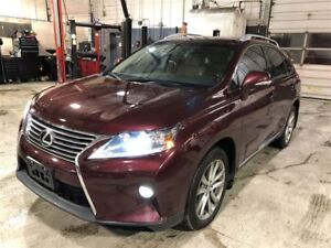 2015 Lexus RX 350 Touring-Navi & w/4yrs Additional Extended Lexu