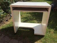 Desk for girl's bedroom or study & filing cabinet