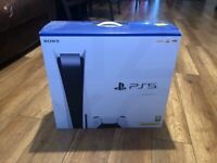 PS5 Disc Edition *Brand New*