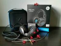 Sennheiser HD6 Mix Closed Back Professional Headphones