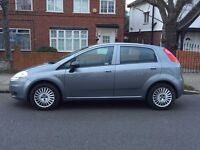 2008 Fiat Grande Punto, 1.2 Petrol, Manual, 2 Keys, 12 months MOT and Tax, Low Mileage