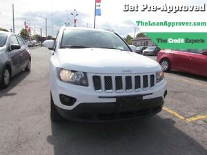 2015 Jeep Compass North | 4X4 | ONE OWNER