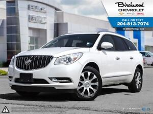 2017 Buick Enclave Leather AWD   SAVE $15393 !!