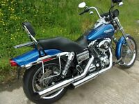 Harley Davidson Wide Glide 2007.. Great condition New MOT, p/x Classic Bmw or GS