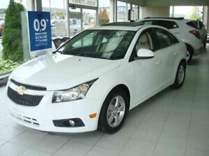 2014 CHEVROLET CRUZE LT Turbo