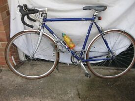 Ridgeback steel framed 27 inch bicycle