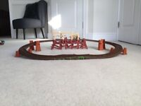 Thomas mountain train track