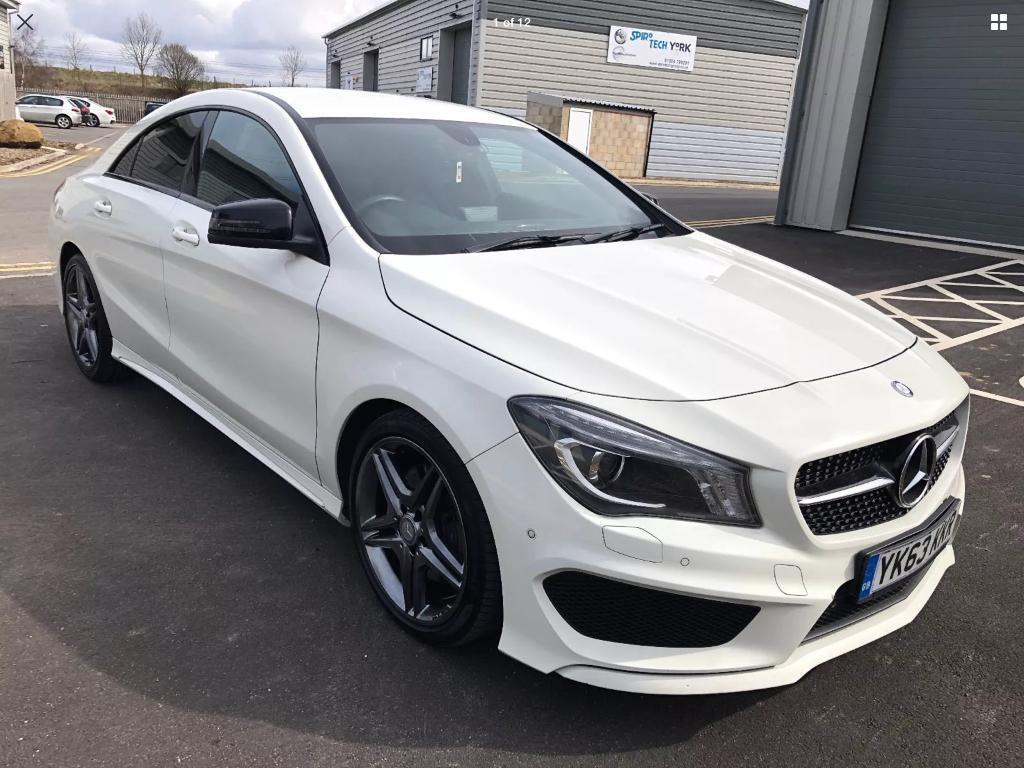 All Types 2013 mercedes cla : 2013 Mercedes CLA 220 AMG Sport - HPI Clear | in Redhill, Surrey ...