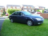 2006 Ford Mondeo Zetec 2.0 TDCI, Diesel, Low millage, Very good condition