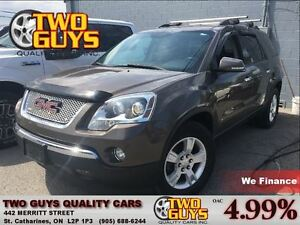 2010 GMC Acadia SLE NICE LOCAL TRADE IN!
