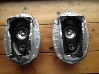 Target Audio TLC 6x9 Coaxial Speakers