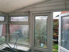 Conservatory need gone asap