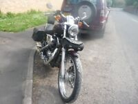 Harley Davidson ,custom sportster.1200cc