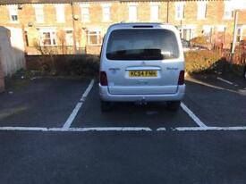Citroen berlingo multispace 1.9 diesel 2004