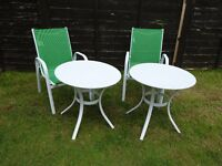 CHILDRENS CHAIRS AND TABLES