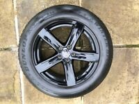 SUV WINTER WHEELS AND TYRES