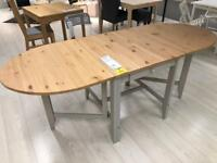 Ikea Gamleby Dining Table - almost new