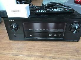 Denon avr-x2000 home cinema 7.1 HD receiver