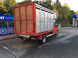 Ford transit Horsebox