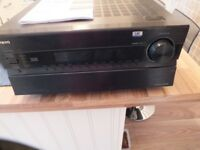 onkyo tx-nr808 great av amp perfect working order unmarked