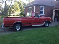 For sale 1991 Ford F150 all original