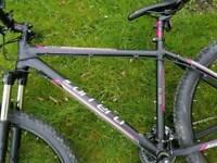 Carrera bike like new