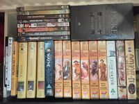 Old vhs tapes for sale!!